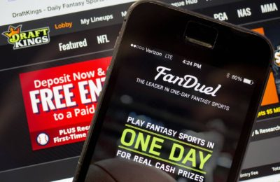 Online Daily Fantasy Sports