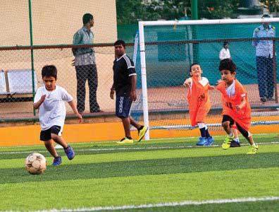 LaLiga Football School