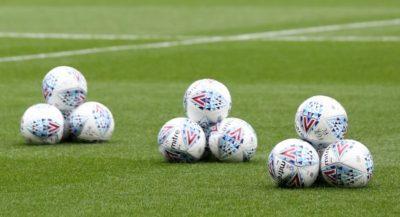 Mitre Soccer Balls