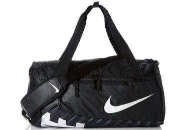 Nike Alpha Adapt duffel gym bag