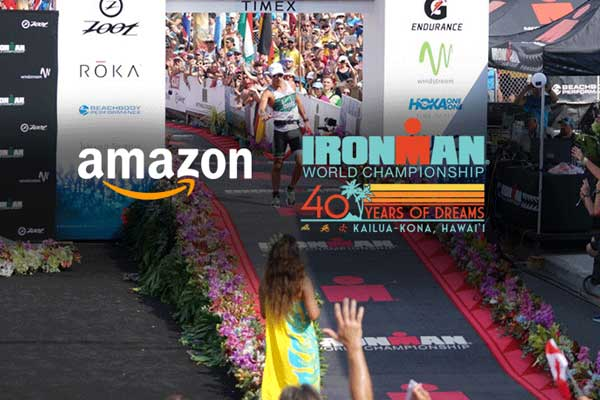 amazon and ironman