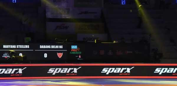 sparx signage