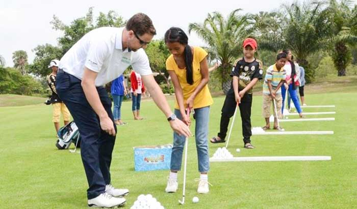 US Kids Golf India