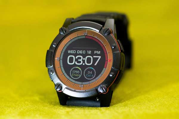 Self powered matrix powerwatch 2 showcased in ces 2019 for Matrix powerwatch