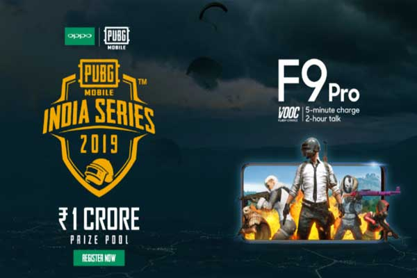 Pubg Mobile India Series Register: Oppo To Grant Rs 1 Crore Prize Sum For Tencent's PUBG