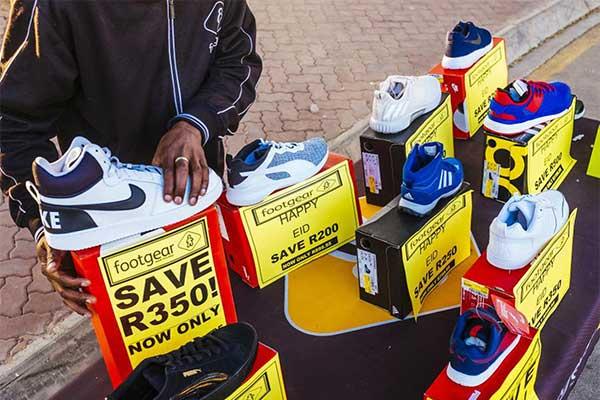 Global Athletic Footwear