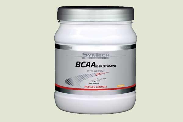 SynTech Nutrition's BCAA & Glutamine
